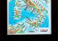 3d relief italy souvenir map decor testplay 3d magnet fridge th